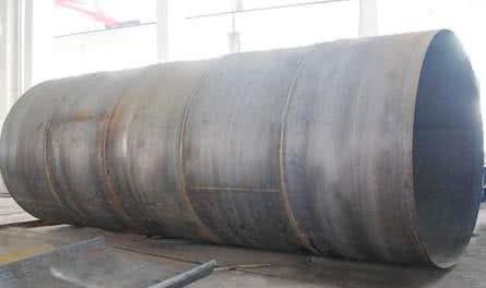 大口径直缝钢板卷管