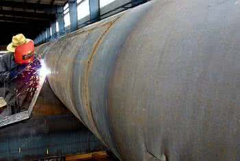 钢管的焊接和安装